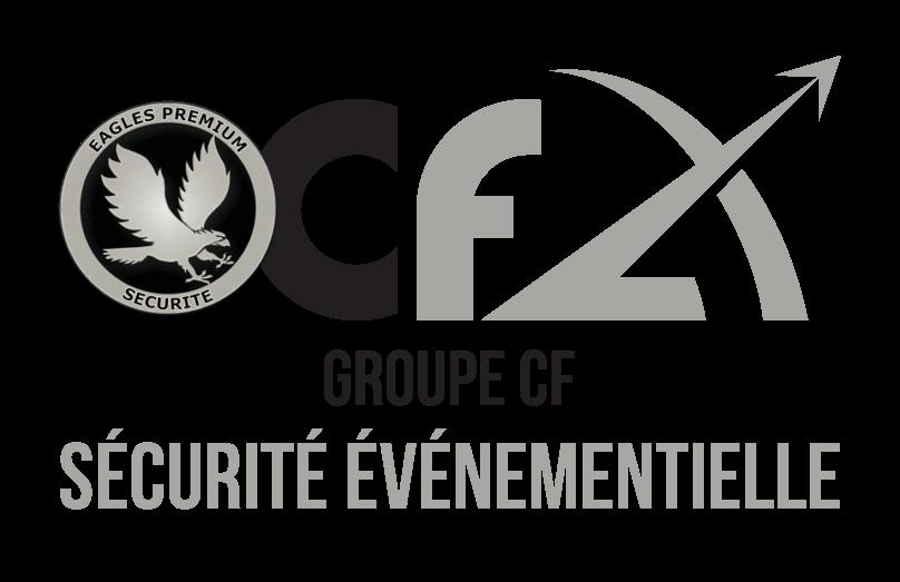 Logo Groupe CF Sécurité Evenementielle