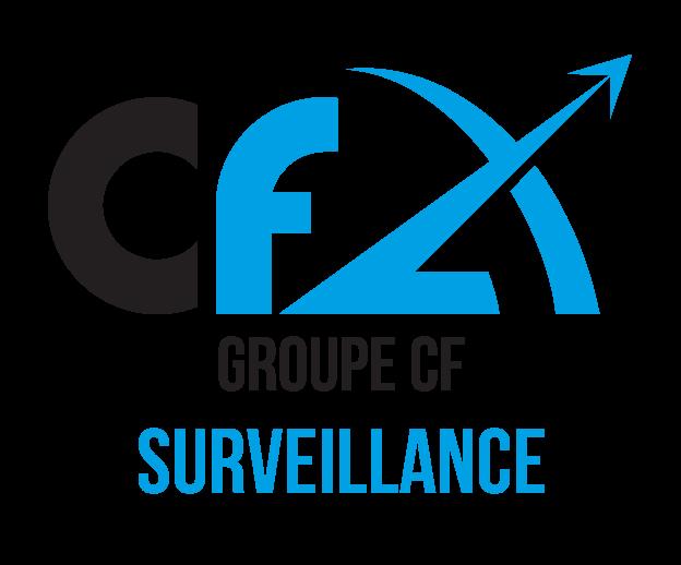 Logo Groupe CF Surveillance